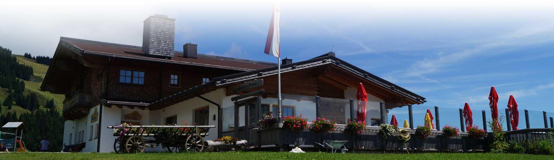 Panoramablick über das Salzburger Land