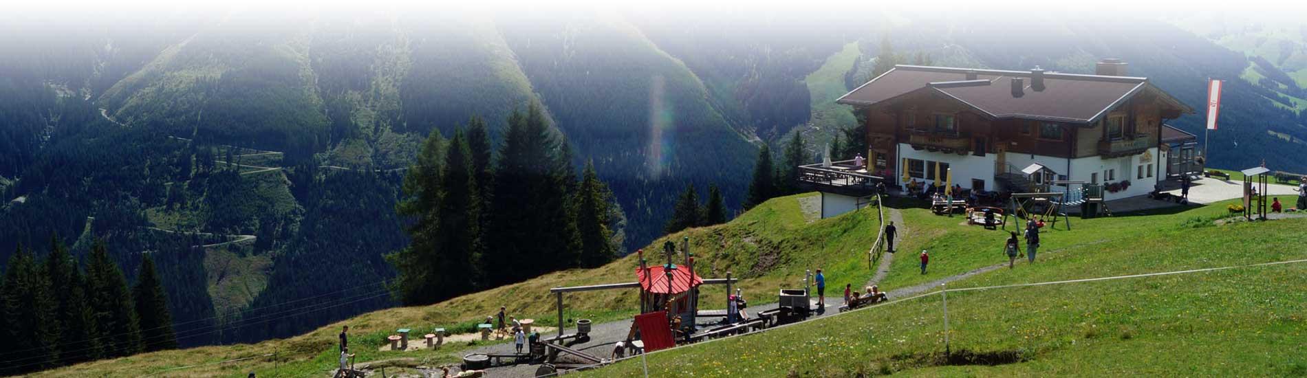 Urlaub im Land Salzburg für die ganze Familie